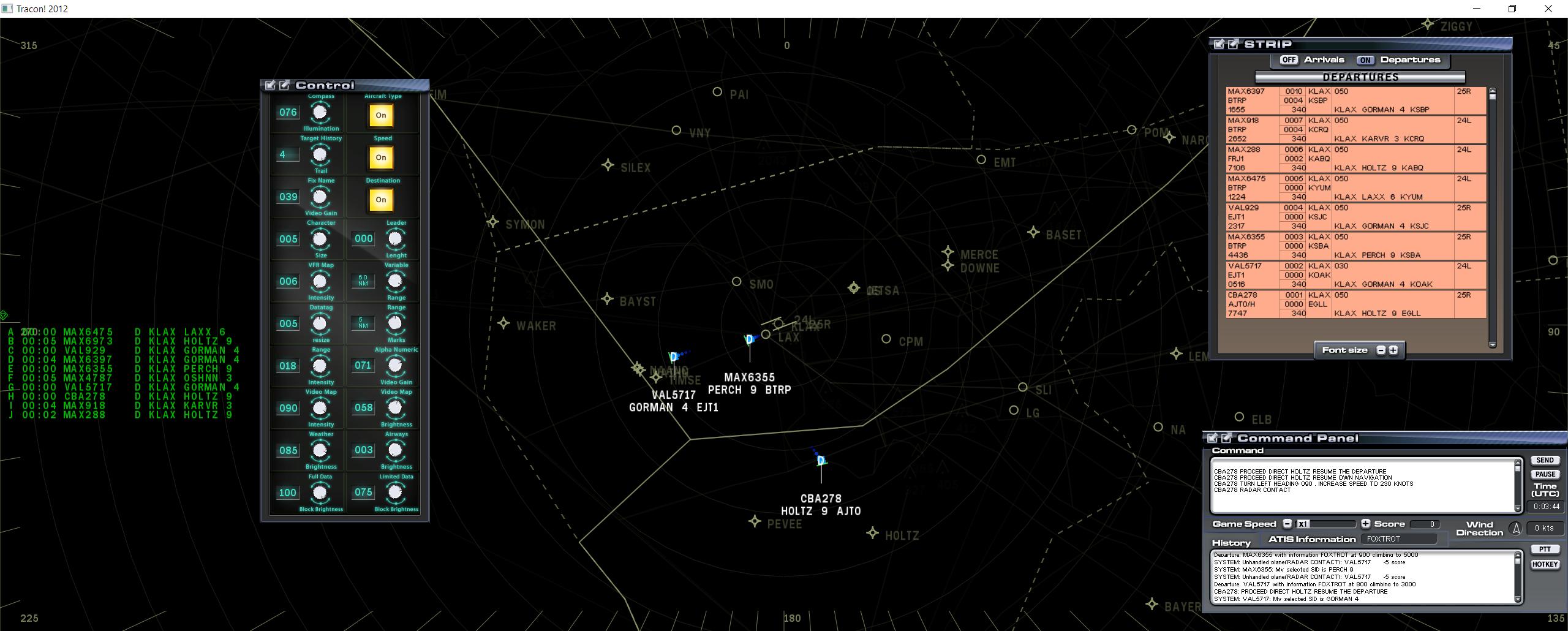 TRACON!2012:SE - ATC Simulators - The simFlight Network Forums