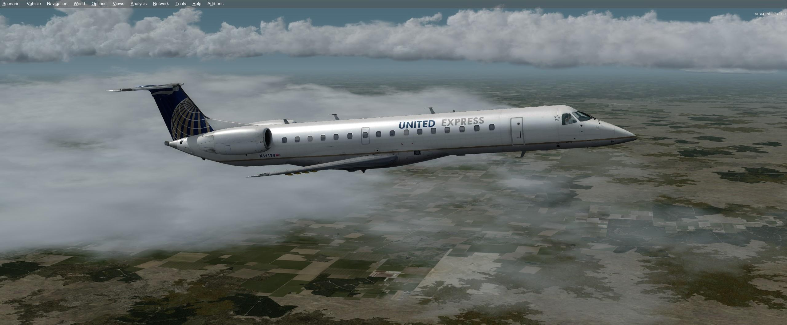 ERJ P3DV4 No Nav Lights, No Beacon, No Strobe - Airplanes - The