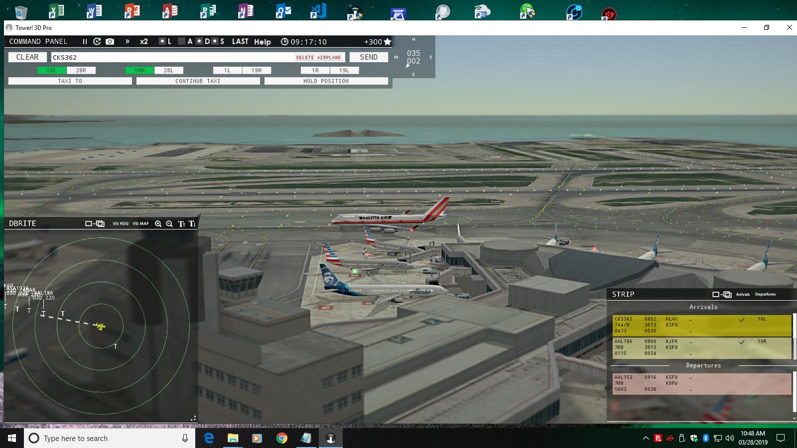 screen shots of tower!3D Pro